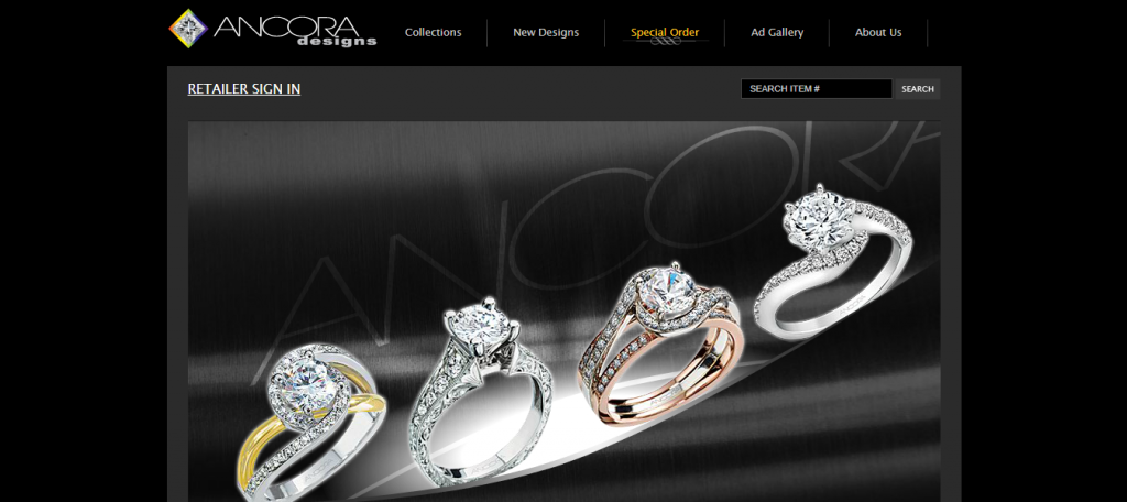 Ancora Designs Jewelry Store Reno